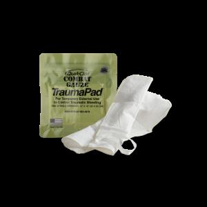 QuikClot Combat Gauze TraumaPad